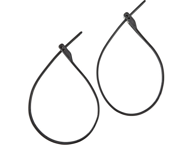 Hiplok Z-LOK Bridas de cables, negro
